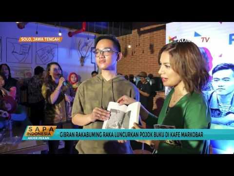Putra Sulung Jokowi Luncurkan Pojok Buku di Kafenya