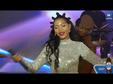 Spice Diana Full performance on Club Beatz At Home