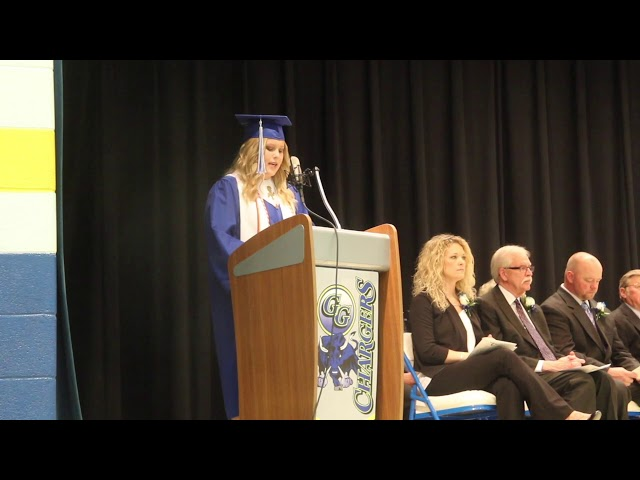 2019 Goodridge High School graduation