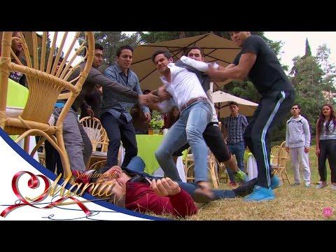 ¡Juan Pablo defiende a Lucía! - Simplemente María*
