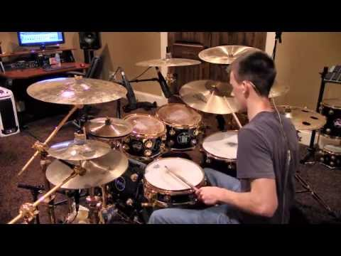 Jackson Ward - Pinkly Smooth - Mezmer (drum cover)