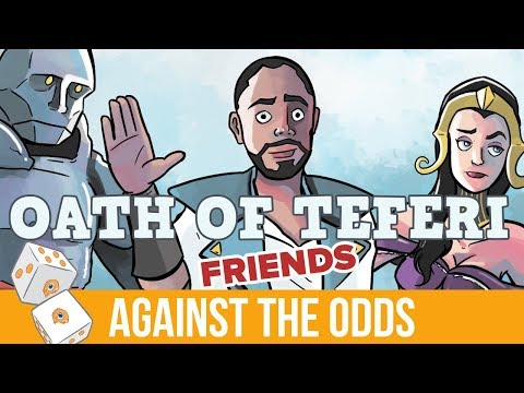 Against the Odds: Oath of Teferi Friends (Standard)