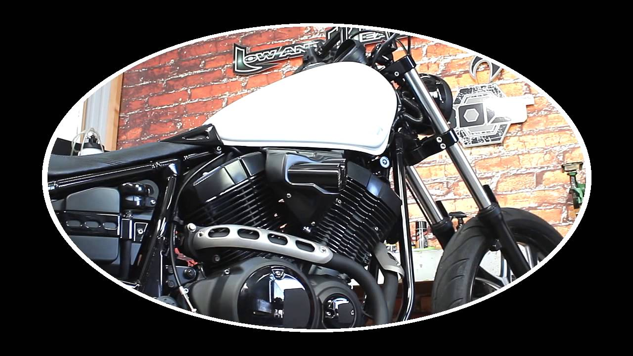 yamaha bolt air intake amp rocker boxes from low and mean