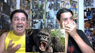 Reação ao trailer final de Kong: A Ilha da Caveira