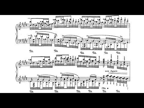 Leopold Godowsky ‒ Java Suite