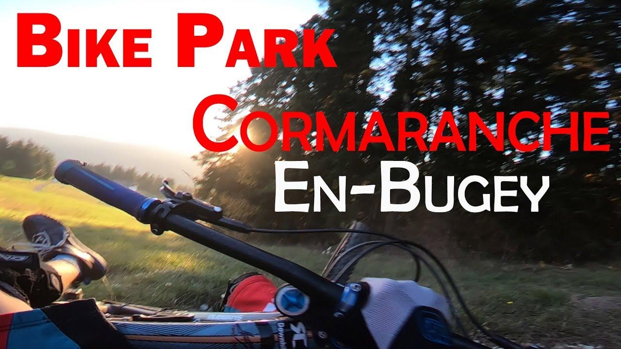 Bike Park Cormaranche- en-Bugey / Fail