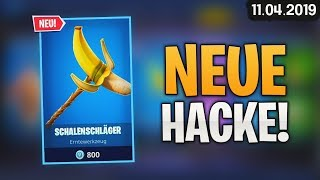 FORTNITE SHOP à partir de 11.4 - 🍌 New Hoe! 🛒 Fortnite Daily Item Shop d'aujourd'hui (11 avril 2019) Detu Detu