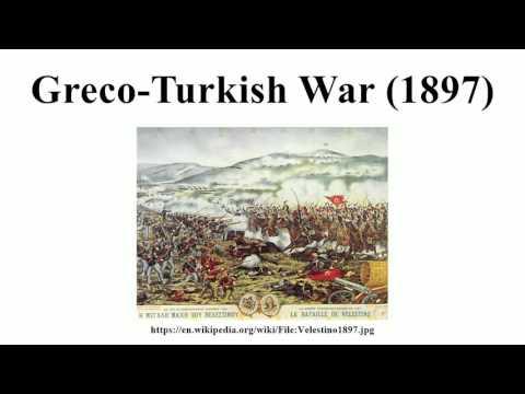Greco-Turkish War (1897)