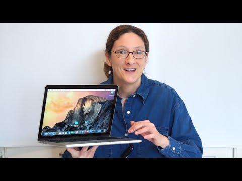 13″ MacBook Pro Retina Display 2015 Review