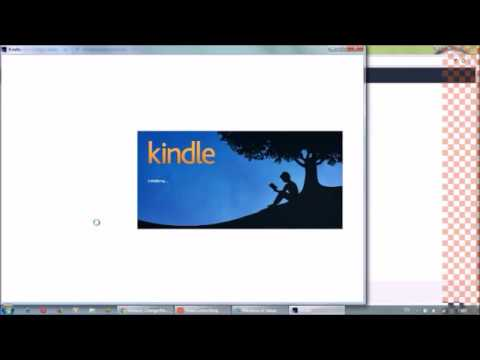 Amazon Kindle for PC registration failed problem resolved