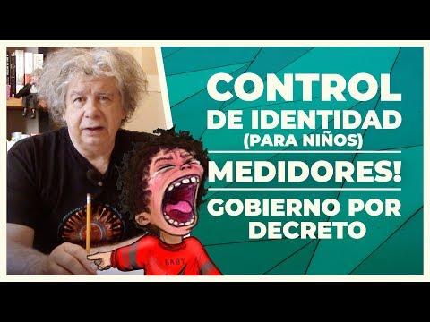 Control policial preventivo a menores en chile y otros.