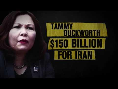 """Tammy Duckworth: """"Leverage"""""""