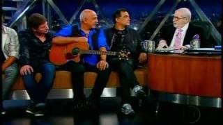 Jo Soares entrevista Roupa Nova Parte 1 de 2 05/04/2011