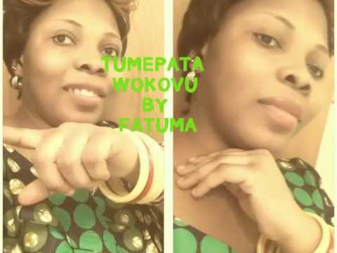 TUMEPATA WOKOVU  BY FATUMA (NEW MUSIC CONGO GOSPEL)