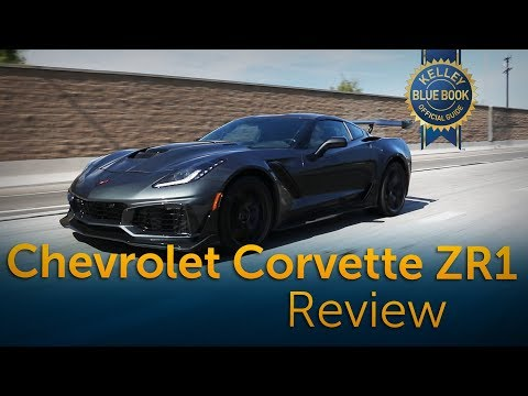 2019 Chevrolet Corvette ZR1 – Review & Road Test