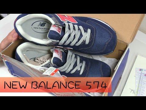 New Balance WL574POP/B