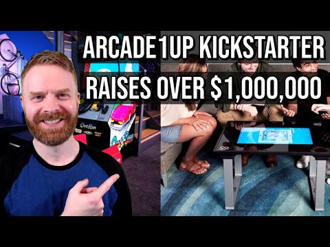 Arcade1Up Kickstarter raises over One Million dollars! The Sega OutRun cabinet reviews are in from Mr. Sujano