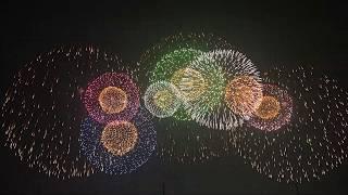 Pháo Hoa Chào Mừng Năm Mới Tuyệt Đẹp P2 4K Ultra HD Fireworks