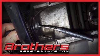 1986-2004 Mustang Clutch Cable Installation Detailed How To