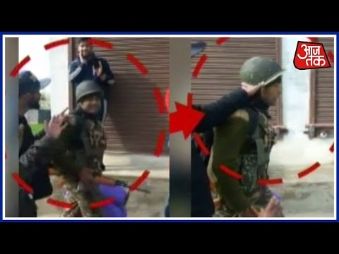 Facebook Live: Discussion On CRPF Jawan Being Kicked By Civilian In Kashmir