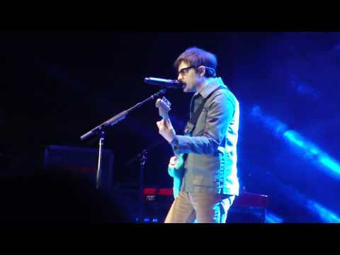 Beverly Hills Weezer Live Richmond Virginia May 13 2017