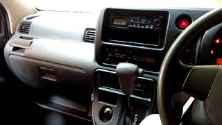 Full interior review of dihatsu hijet