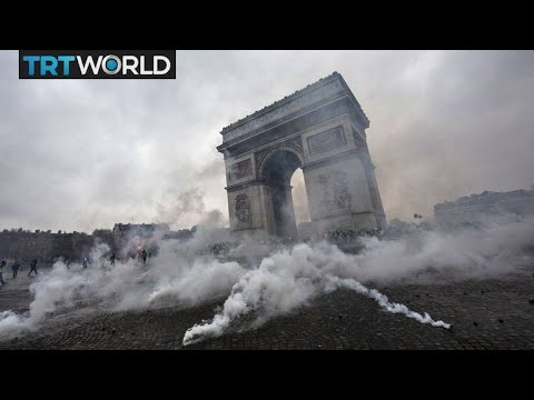 France's Yellow Vest protests | Iran's missile launch | Germany's tilt to the right