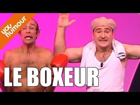 GIGI et REDA, Le boxeur