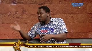 """MORNING TRUMPET: FAHAMU MAANA, NA FAIDA ZA """"SADC"""" KWA NCHI WANACHAMA WAKE."""