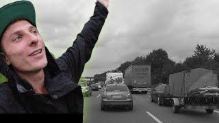 Anreise Bikepark Osternohe | Tag 7 | #LYLTRIP2k16 | Felix´s Welt