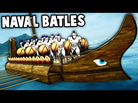 NEW Epic Navy Ships!  Formata NAVAL BATTLES Update! (Formata Ships Gameplay Ep 1)