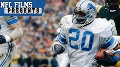 Billy Sims: The Forgotten Legend | NFL Films Presents