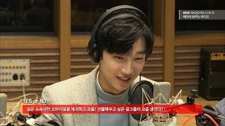 Girl group who wants to present a song? [테이의 꿈꾸는 라디오] 20161206