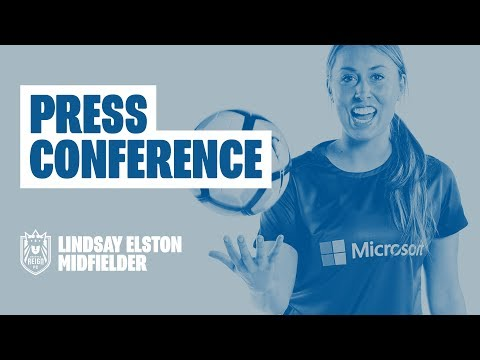 Post-Match Press Conference: Lindsay Elston // Seattle Reign FC