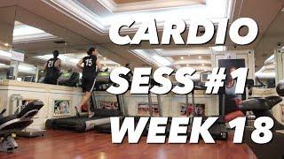 CARDIO SESSION WEEK 18 | SAIF