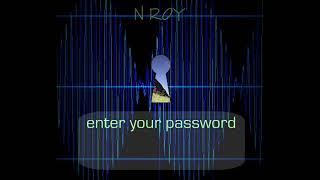 N ROY - Enter your password Resimi