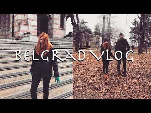 Belgrad Vlog 🚠    Deniz Kurtar