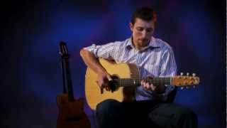 "Brooks Robertson plays ""Pass The Buck"" (Laurence Juber cover)"