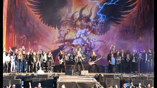 HAMMERFALL - (We Make) Sweden Rock (Official Live Video) | Napalm Records