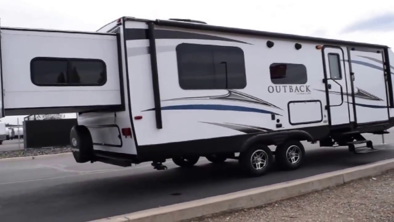 2018 Keystone Rv Outback 240urs Toy Hauler   Wow Blog