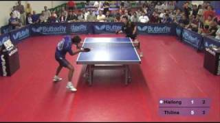 ICC Table Tennis Tournament California Open 2009 Highlights
