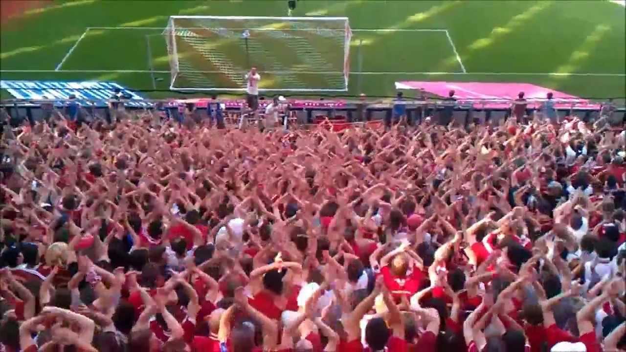Bayern Fangesänge