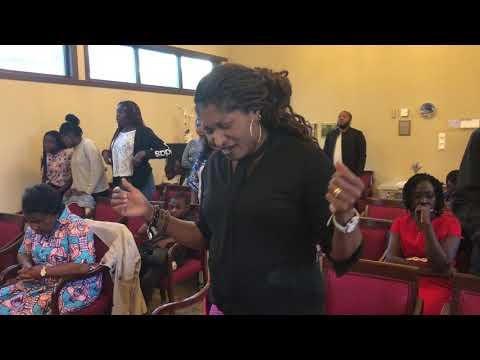 Malaica Gospel Choir, night of glory with minister Deborah Nyembo