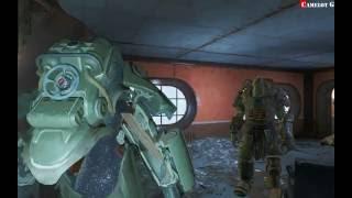 Секреты Fallout 4.  Как спасти Кента Конолли и убить Синьцзиня, не потратив ни одного патрона.