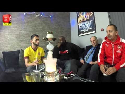 Gooner Box: Robbie, Claude & Moh watch Galatasaray 1 Arsenal 4