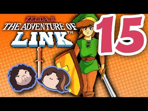 Zelda II: The Adventure of Link: Uncharted Territory - PART 15 - Game Grumps