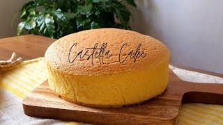 Taiwanese Castella Cake | Easy…
