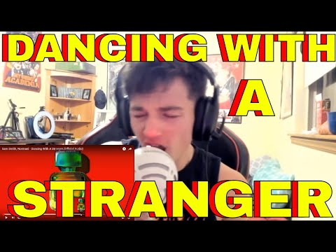 Sam Smith Normani - Dancing With A Stranger REACTION