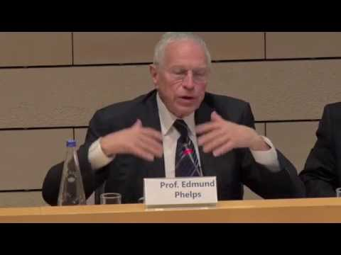 HBS Club of Greece Event with Prof. Edmund Phelps - Thursday 13 November, 2014