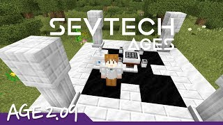 Categorias de vídeos Sevtech Ages starlight crafting